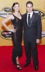 Sprint Cup Rookie of the Year Kevin Conway