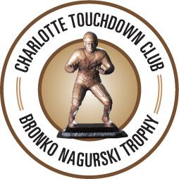 Image result for Bronko Nagurski Award Logo